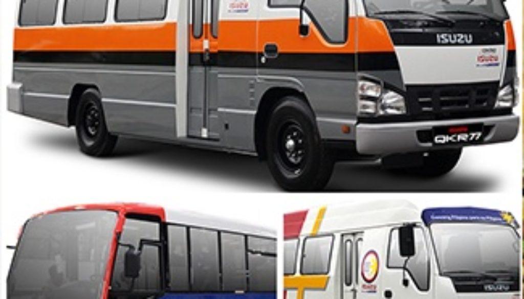 New jeepney designs