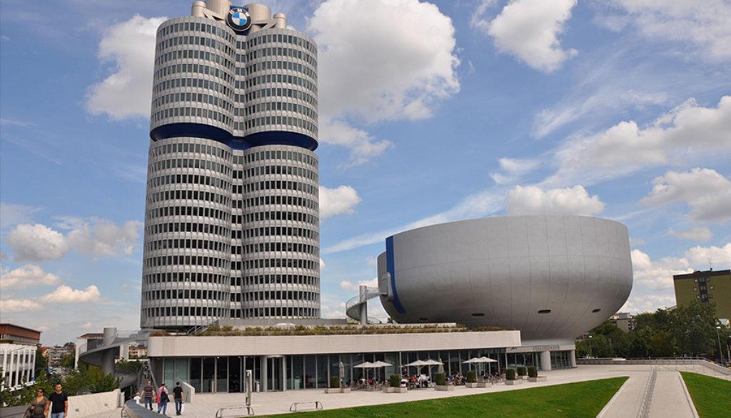 Bavarian Carchitecture
