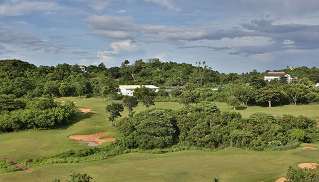 image of a golf course