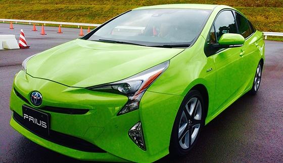 Toyota Prius Mobilita